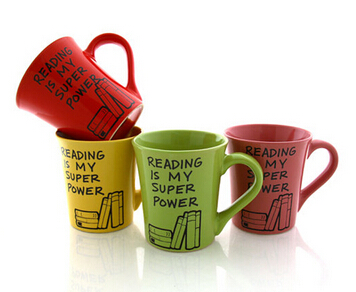 Colorful customized capacity&size ceramic coffee mug cup wholesale