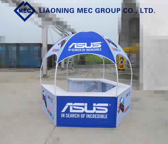 wholesale customized event advertising dome tent