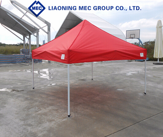 Customizable Colored Folding Tent with Roof and Frame