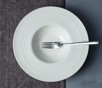 high quality ceramic Soup plate wholesale