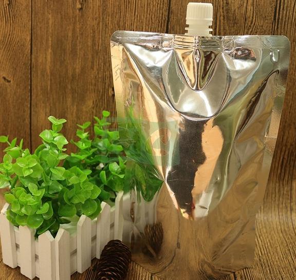 Reusable Food Spout Pouch