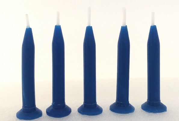 Fashionable Multi-Colored Excellent Taper Candles