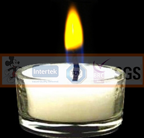 Factory Price Color Flame Votive Candles