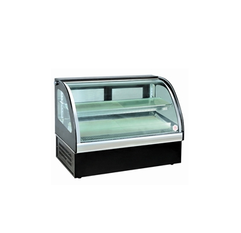 Cheering Desktop Glass Fresh-Keeping Cabinet Chiller Showcase