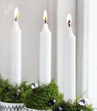 Smokeless Long Time Burning Cheap Church Candle