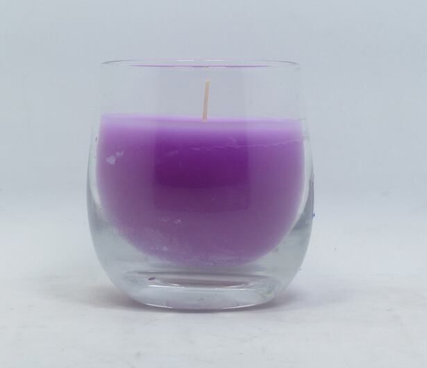50-1000g Multi-Colored Various scents Jar Candle