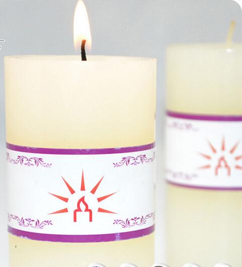 Manufacuturer Flameless Smokeless Pillar Candle