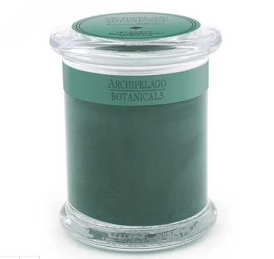 400ml Natural  Long Burning Scented Jar Candle