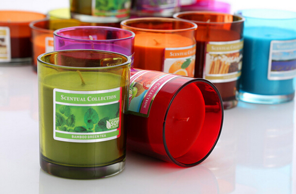 Customized Size Scented Votive Candles Wholesale
