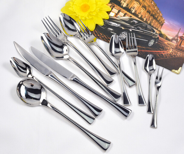 Factory Direct Price Good Quality Stainless Steel Cutlery