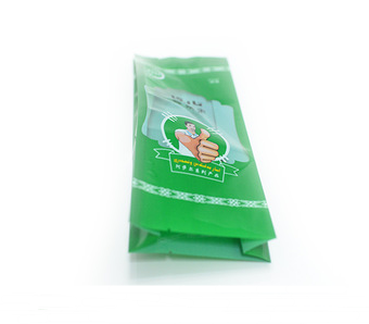 food grade laminated material tea pouch packaging
