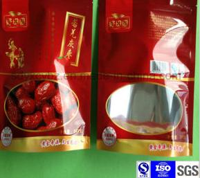 Dried Dates Food Grade Plastic Packaging Bag