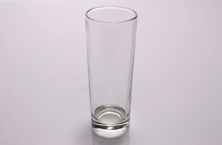 Hot-sale cheap eco-friendly clear drinking glass wholesale