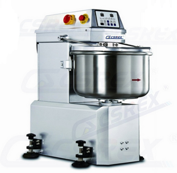 Bakery Electric/Gas Oven Dough Kneading Divider Moulder Proofer Double Speeds Planetary Spiral Mixer Dsplay Showcase /Dough Kneader with Timer