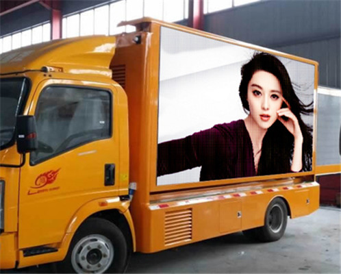 LED Display for Truck