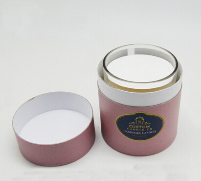 230g Scented Soy Wax Glass Jar Candle