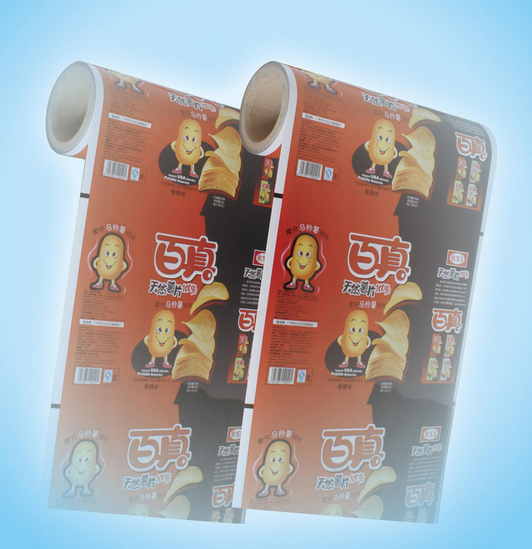 High Quality Puffed Food grade packaging Film