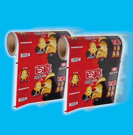 Lifestyle Food Packaging Film