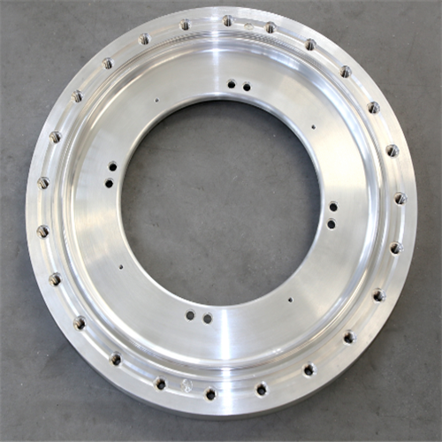 Aluminum alloy flange 2A12-T4  For High-voltage switchgear