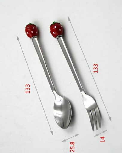 High Quality Cutlery Set With Polyresin Handle