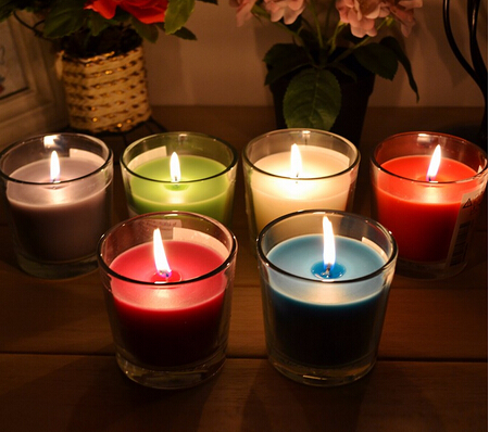 70g-200g Various Flavor Candles Wholesale