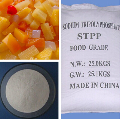 Food Grade Quality Improver Sodium Tripolyphosphate