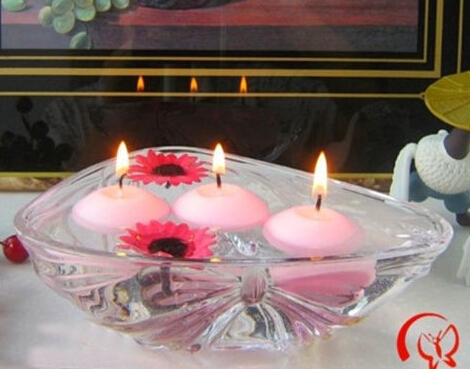 Waterproof Floating Scented Mini Candles