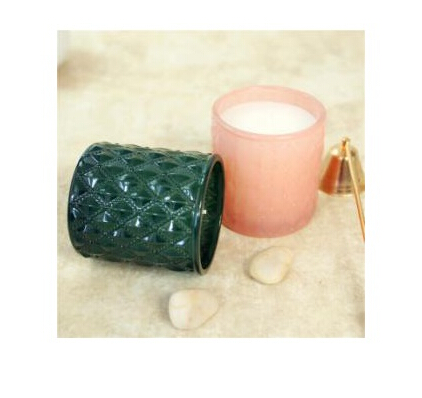 Special Diamond Shape Jar Scented Candle