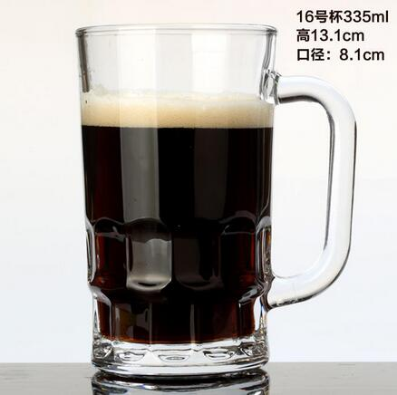 Different-Sized Good Quality Crystal Beer Glass