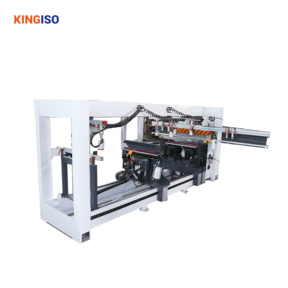 Double Motor Wood Drilling Machine