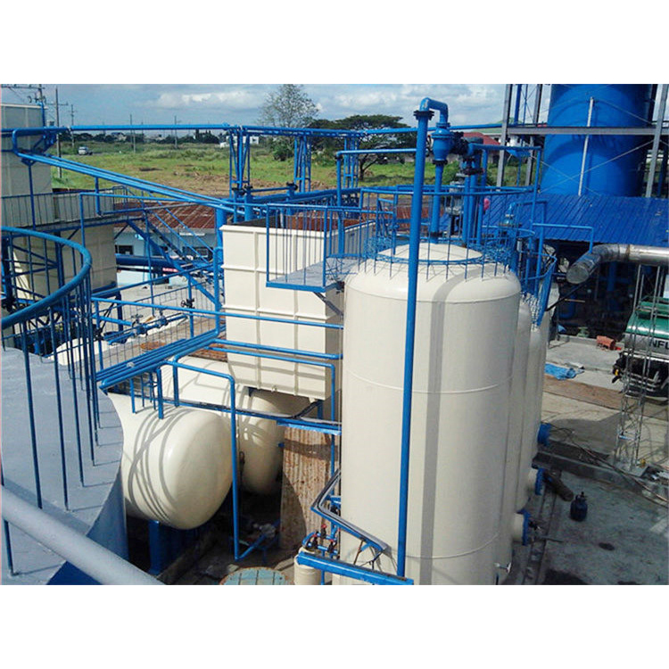 China made crude oil mini refinery for sale waste motor oil recycling machine