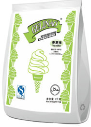 Oceanpower Vanilla ice cream powder