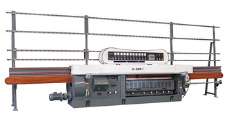 Manufacturer supply automatic glass mitering edging machine/device