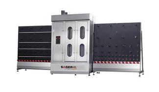 Manufacturer supply glass washing machine
