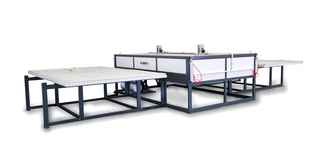 Manufacturer supply high quality glass laminator
