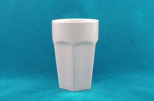 11oz Super White Porcelain Mug Without Handle