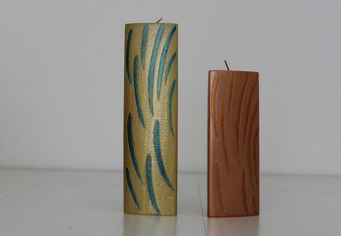 Latest Customized Size Scented Pillar Candle