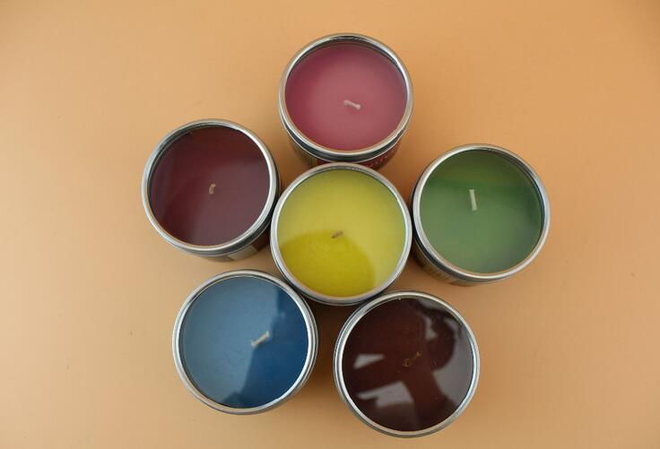 Manufacturer OEM Handmade Tealight Candle