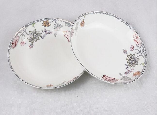 Handpainted Poland Porcelain Dinnerware