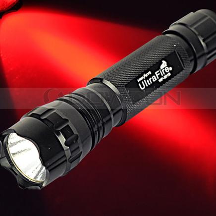 Wf-501b Pilot Astronomy Training Navigation Red LED Flashlight