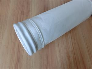 Cement Plant Polyester Non Woven Bag Filter High Efficiency
