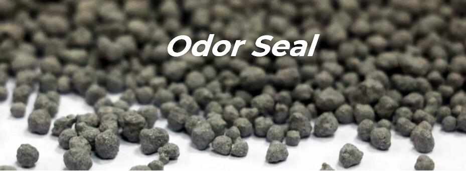 ODOR SEAL cat litter