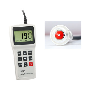 Coating Thickness Gauges Accessories