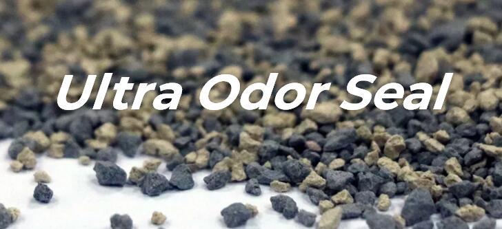 ULTRA ODOR SEAL cat litter