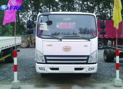 FAW MINI TRUCK 4*2 CARGO TRUCK 120/130PS