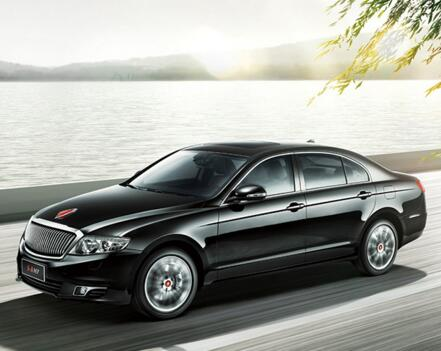 HONGQi FAW best new luxury car brands H7