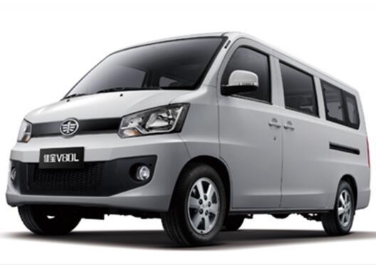 FAW VAN-V80-V80L MINIVAN