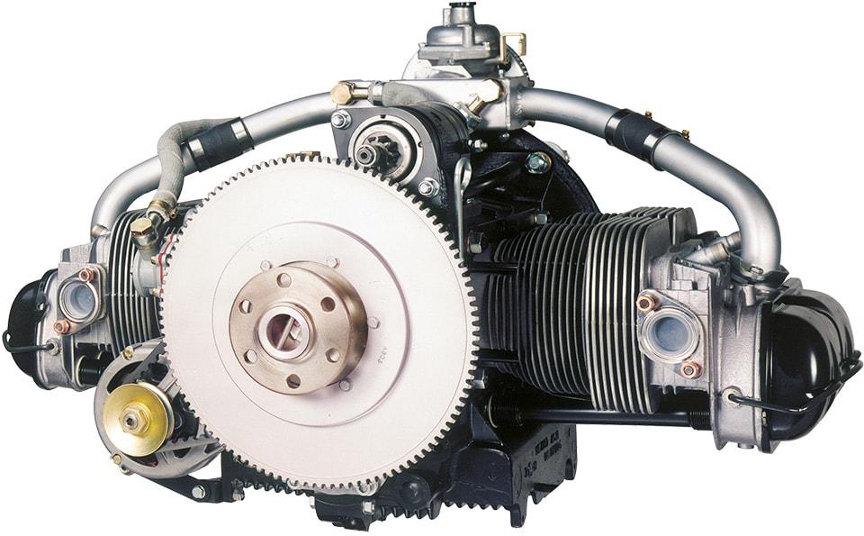 Limbach L1700EA Avaiation Engine Limbach L1700EA Aircraft Engine UAV Engine Manned Aircraft Engine