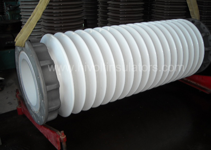 Porcelain Insulators-Hollow Insulators
