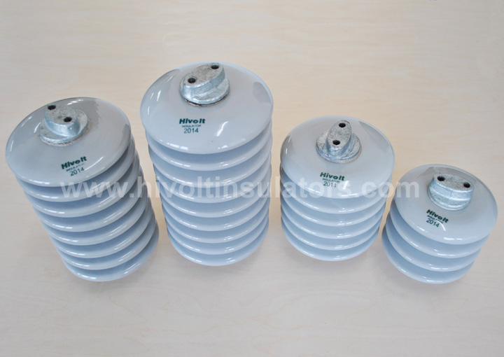 Porcelain Insulators-Bus Support Insulators
